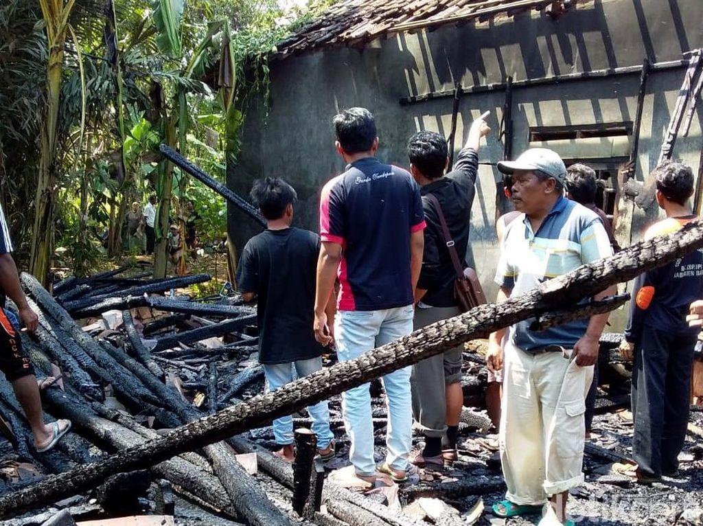 Tragis! Ditinggal Sendirian di Rumah, Bayi 5 Bulan Tewas Terbakar