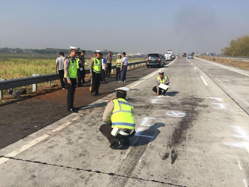 Ini Upaya Polisi Tekan Kecelakaan di Tol SuMo