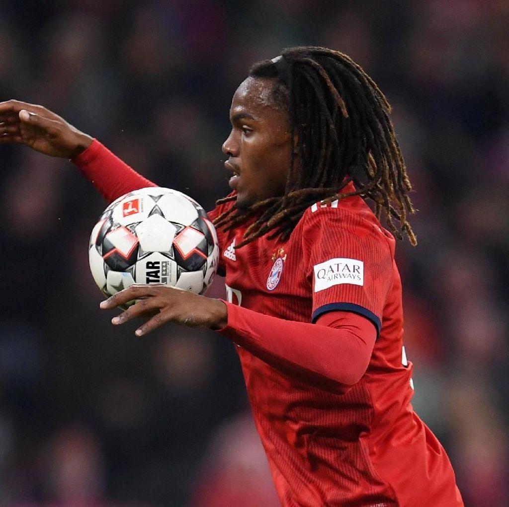Renato Sanches Mulai Nyaman di Bayern