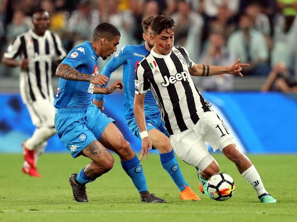 Misi Balas Dendam Juventus ke Napoli