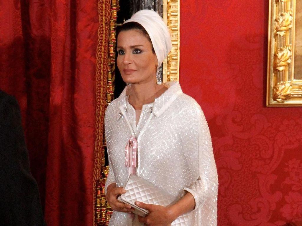 Foto: Istri Cantik 7 Pemimpin Timur Tengah, Seperti Inilah Penampilan Mereka
