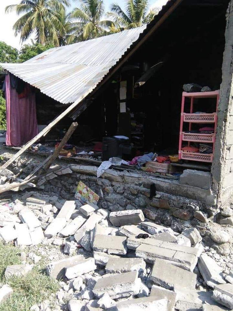 Pascagempa 7,7 SR, Gempa Susulan 6,1 SR Terjadi di Donggala