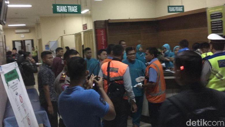 Kecelakaan di Tol SuMo, Istri dan Ajudan Kapolres Tulungagung Meninggal