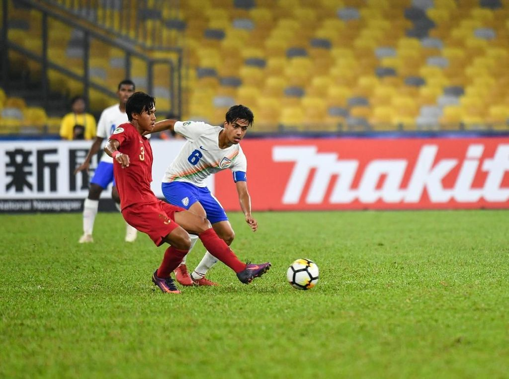 Indonesia Satu-satunya Wakil ASEAN di Perempatfinal Piala Asia U-16