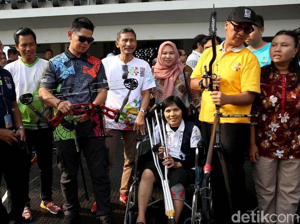 INAPGOC Respons Masukan Soal Venue Belum Ramah Disabilitas