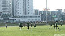 Video: Timnas Latihan untuk Uji Coba Lawan Hong Kong Besok