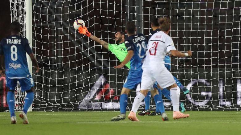 Seri Lagi, Milan Mesti Perbaiki Penyelesaian