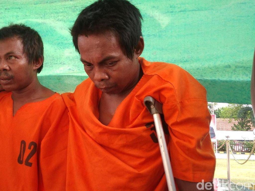 Si Kembar dari Cirebon, Kompak Curi Motor Jemaah Salat Subuh