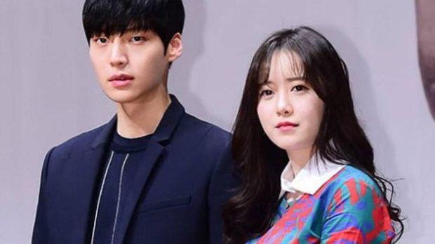 Ahn Jae Hyun & Ku Hye Sun