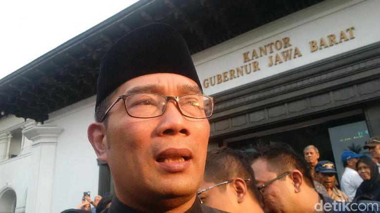 Ridwan Kamil Siapkan Bantuan untuk Korban Gempa Palu dan Donggala