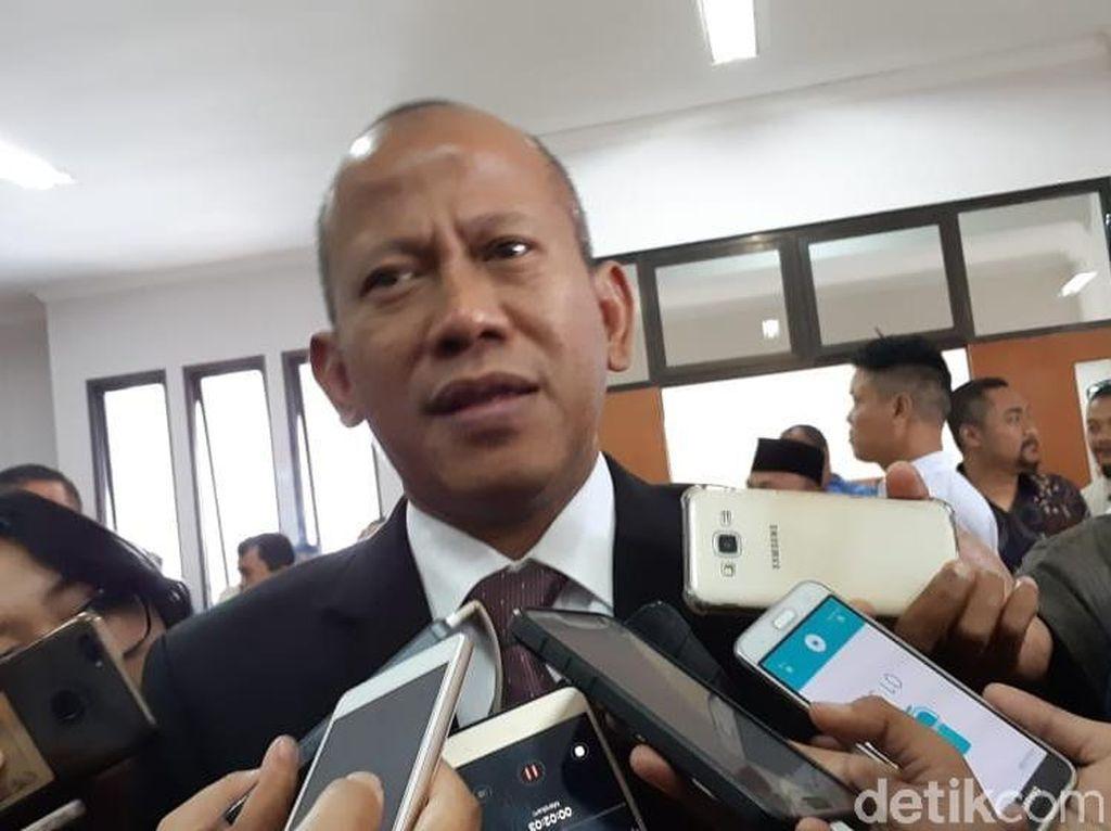 Disemprit Bawaslu, Sandiaga Batal Hadiri Disertasi Pius Lustrilanang