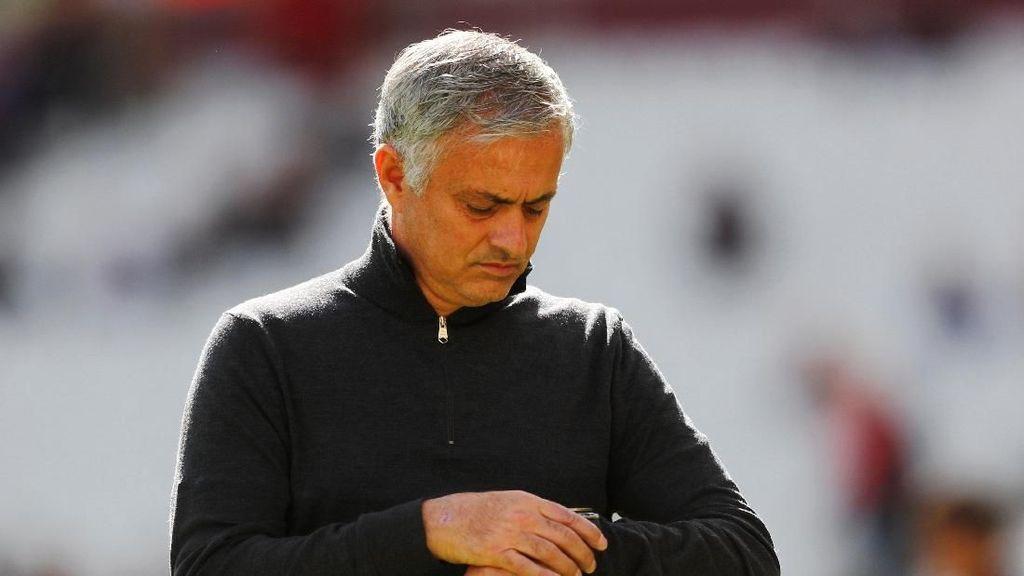 MU Kalah: #WHUMUN Trending Topic, Ramai #JoseOut dan #MourinhoOut