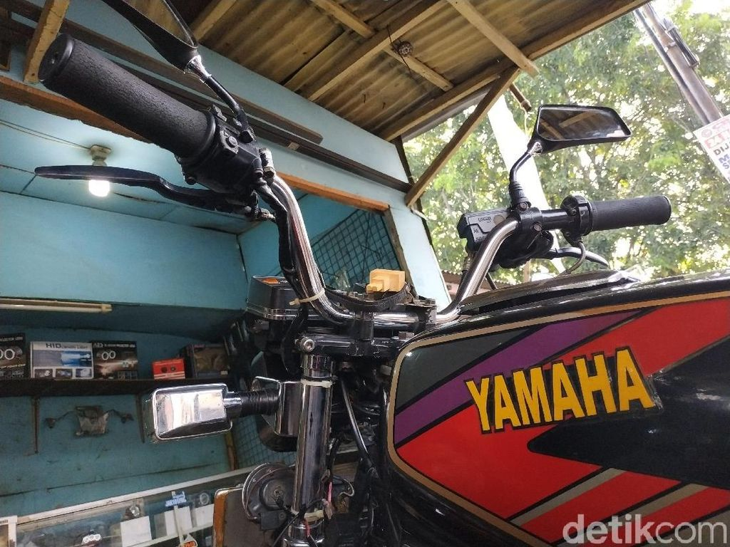 Ini Alasannya Yamaha RX-King Masih Diburu Orang Indonesia
