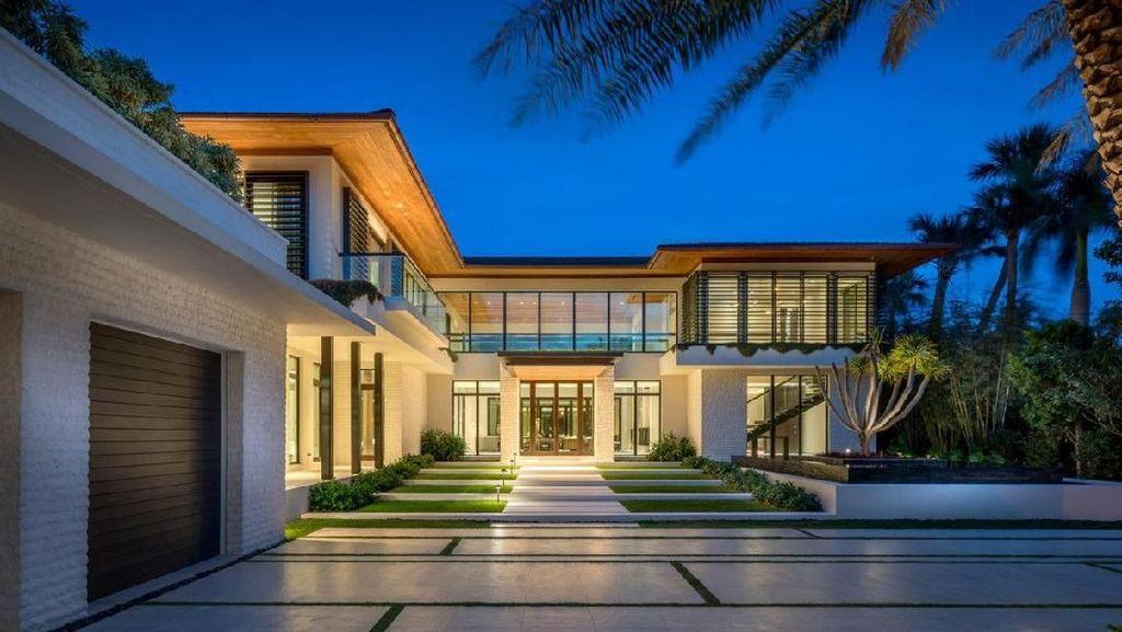 DJ Khaled Beli Rumah Baru di Miami Rp 383 M, Intip Jeroannya