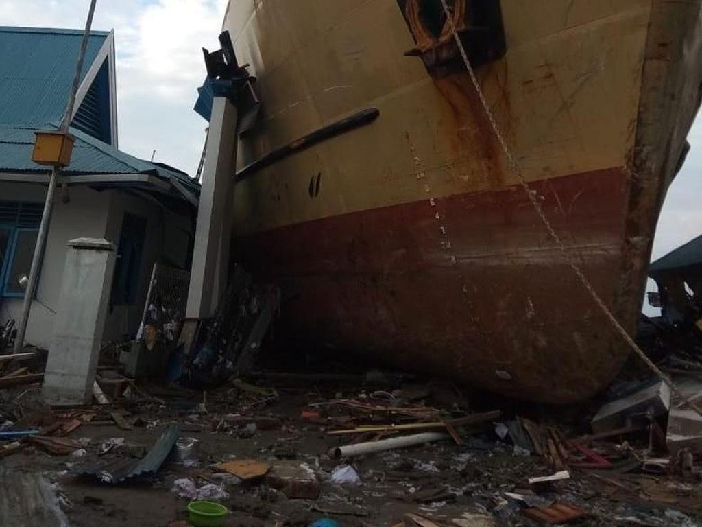 Gempa Bumi dan Tsunami di Sulawesi Jadi Sorotan Internasional