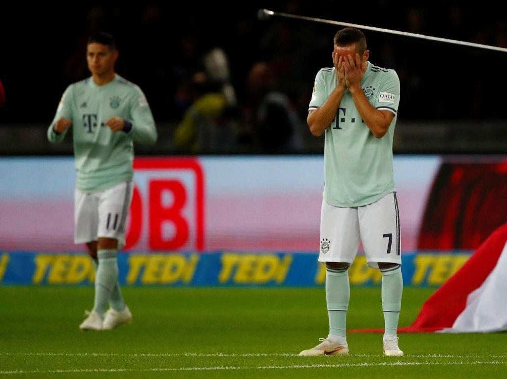 Bayern Munich Tersungkur di Berlin