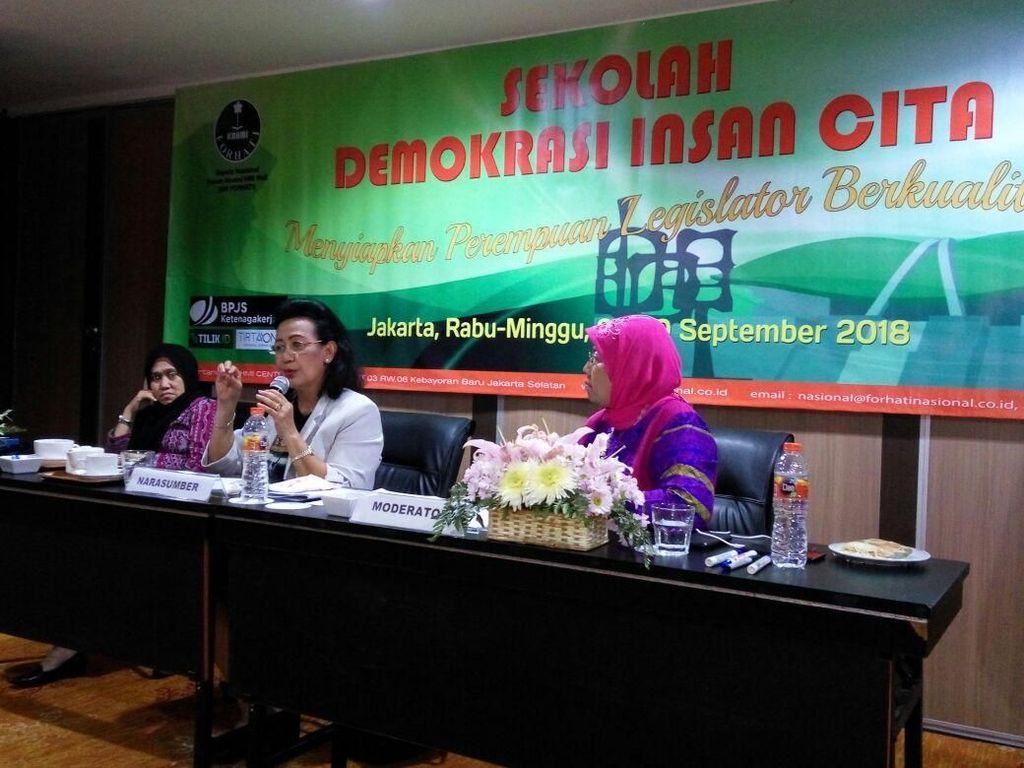 Kata GKR Hemas Soal Peran Perempuan dalam Demokrasi