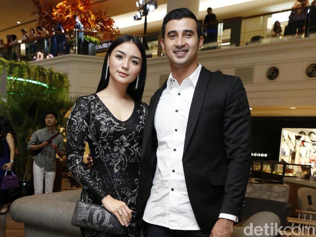 Tanggal Pernikahan Ali Syakieb-Citra Kirana Tergantung Gedung