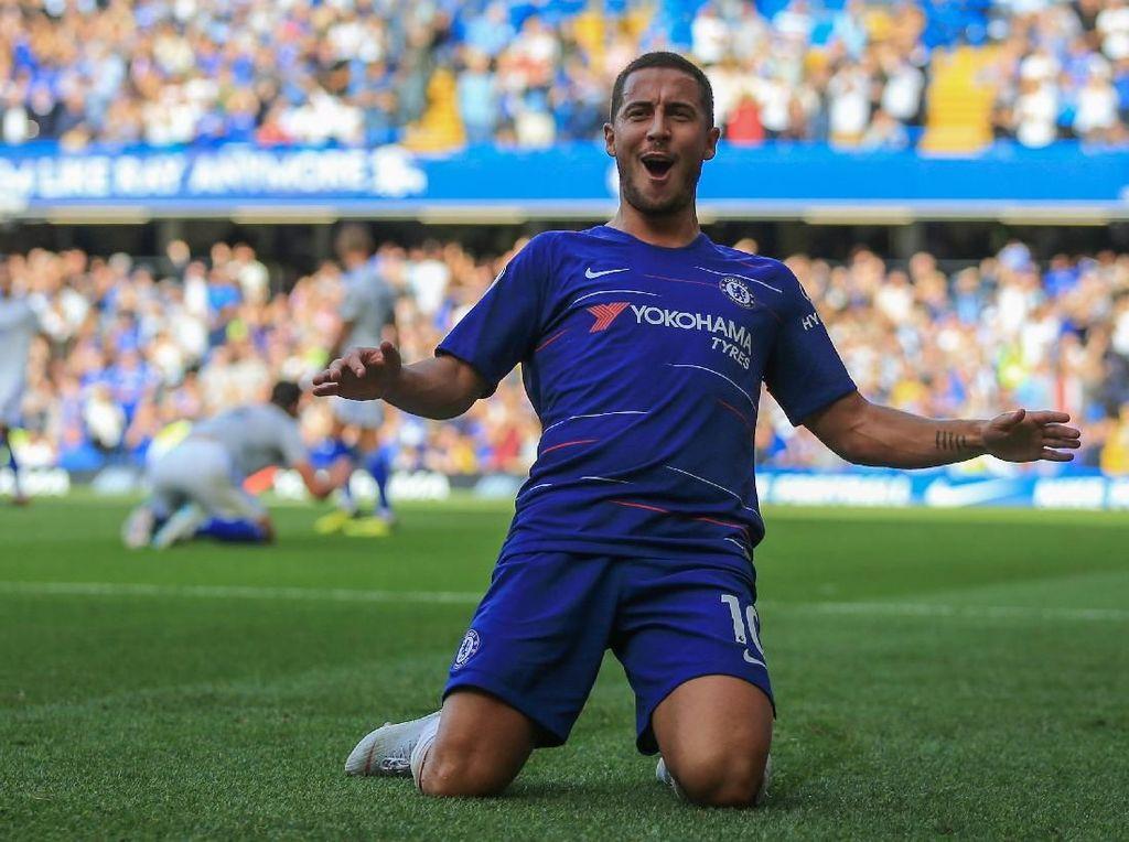 Ruediger: Cuma Hazard yang Posisinya Aman di Chelsea