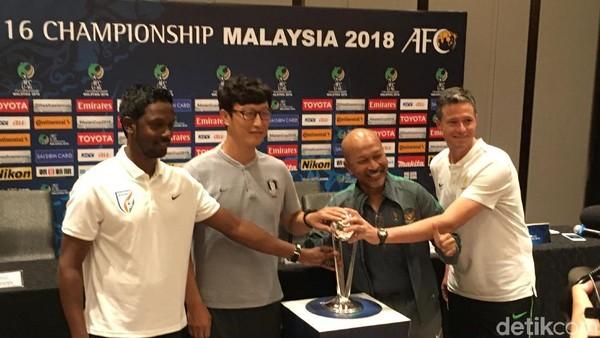 Kekalahan di Piala AFF 2017 Jadi Pelajaran Indonesia untuk Lawan Australia