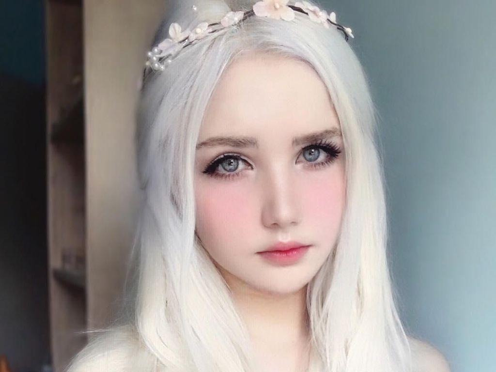 Sempat Viral di Jepang, Ini Penampilan Selebgram yang Cantiknya Bak Peri