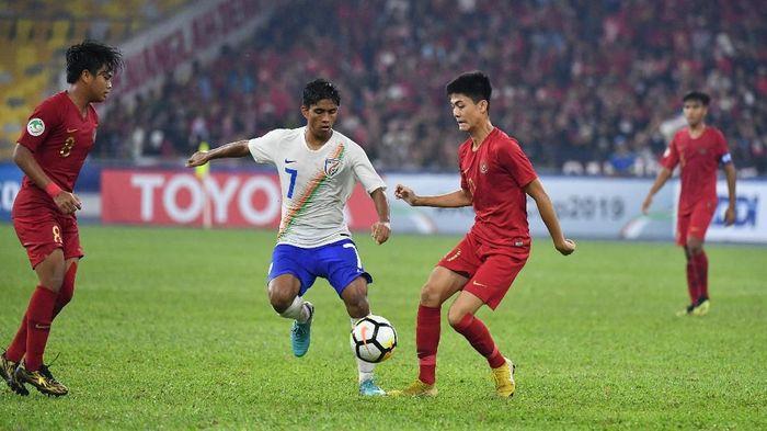 Rendy Juliansyah saat bermain untuk timnas Indonesia U-16. (Foto: ist.)