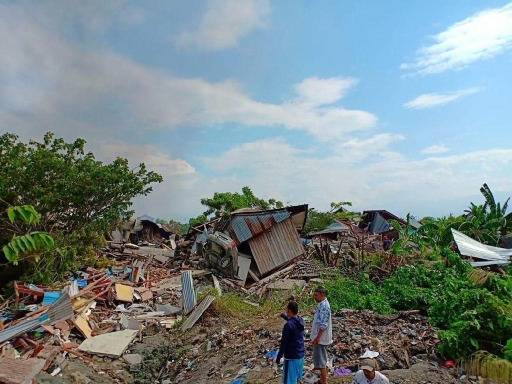 Basarnas: Masih Banyak Korban Selamat yang Tertimbun Bangunan