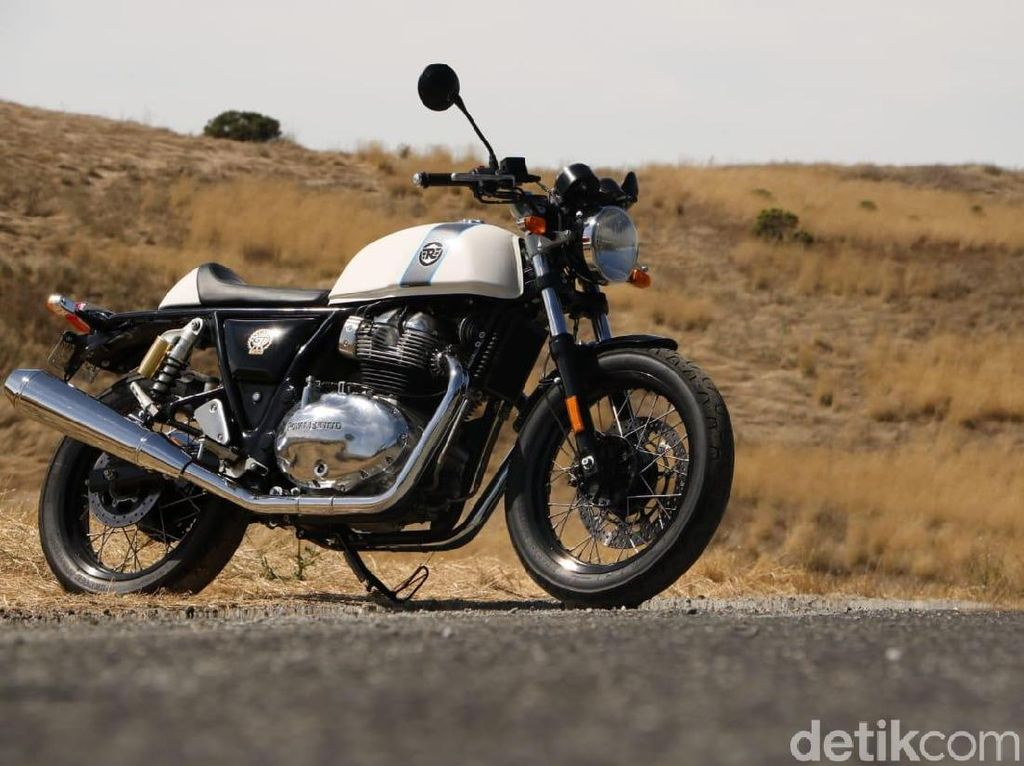 Riding di California dengan Royal Enfield Continental GT 650