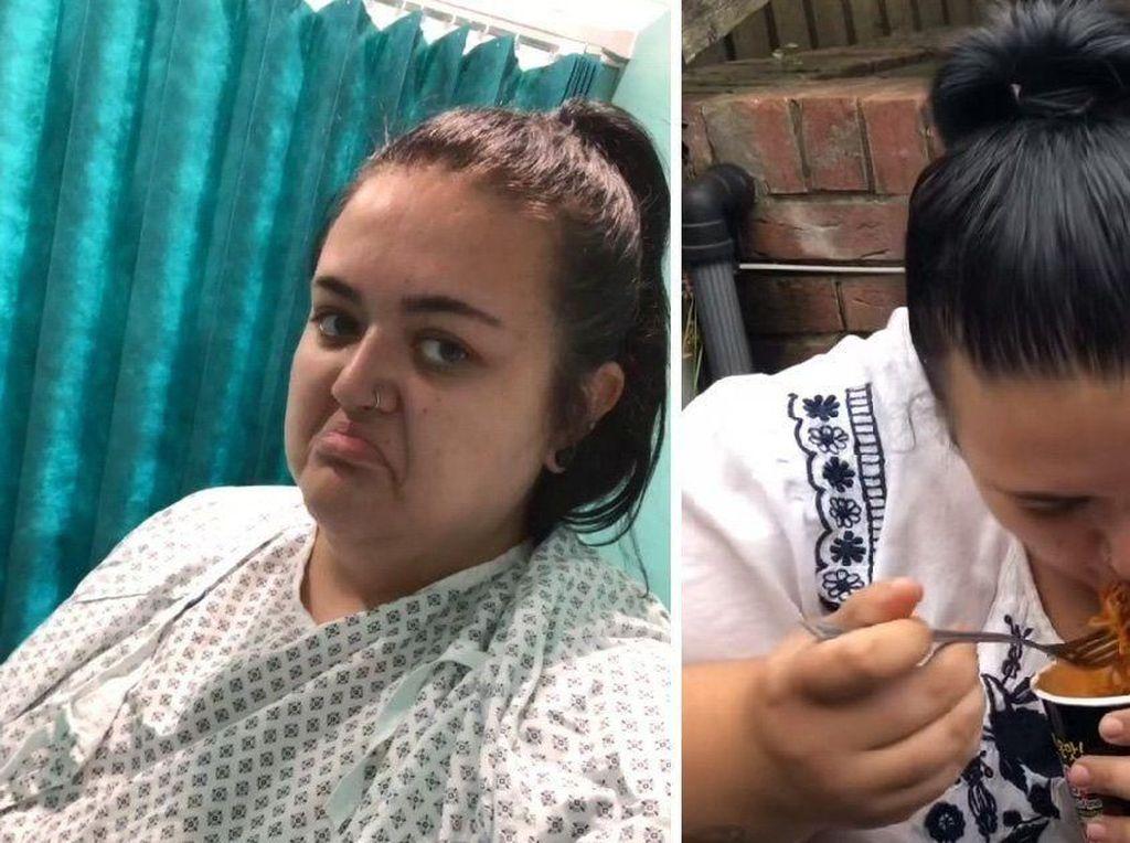 Ikut Tantangan Mie Pedas, Wanita Ini Masuk Rumah Sakit dan BAB Darah