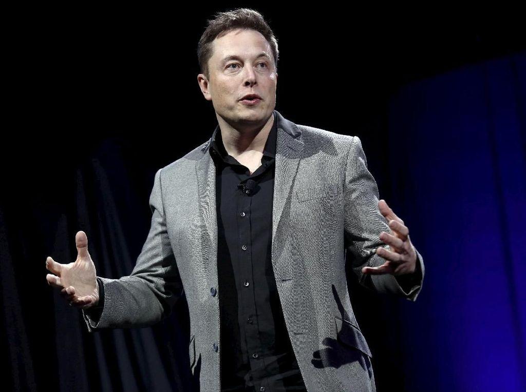 Baru Beberapa Hari Damai, Elon Musk Kini Olok-olok SEC