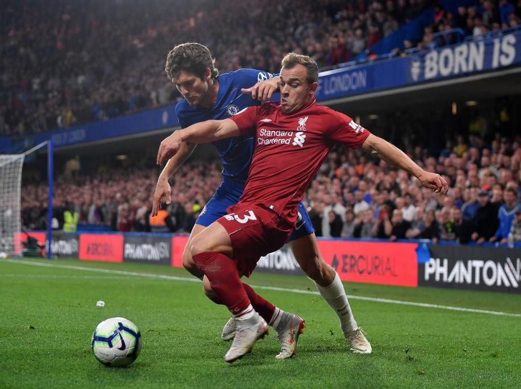 Hasil Liga Inggris: Ketat! Chelsea vs Liverpool Berakhir Imbang
