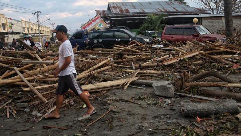 BNPB: Korban Meninggal Dunia di Palu-Donggala 832 Jiwa