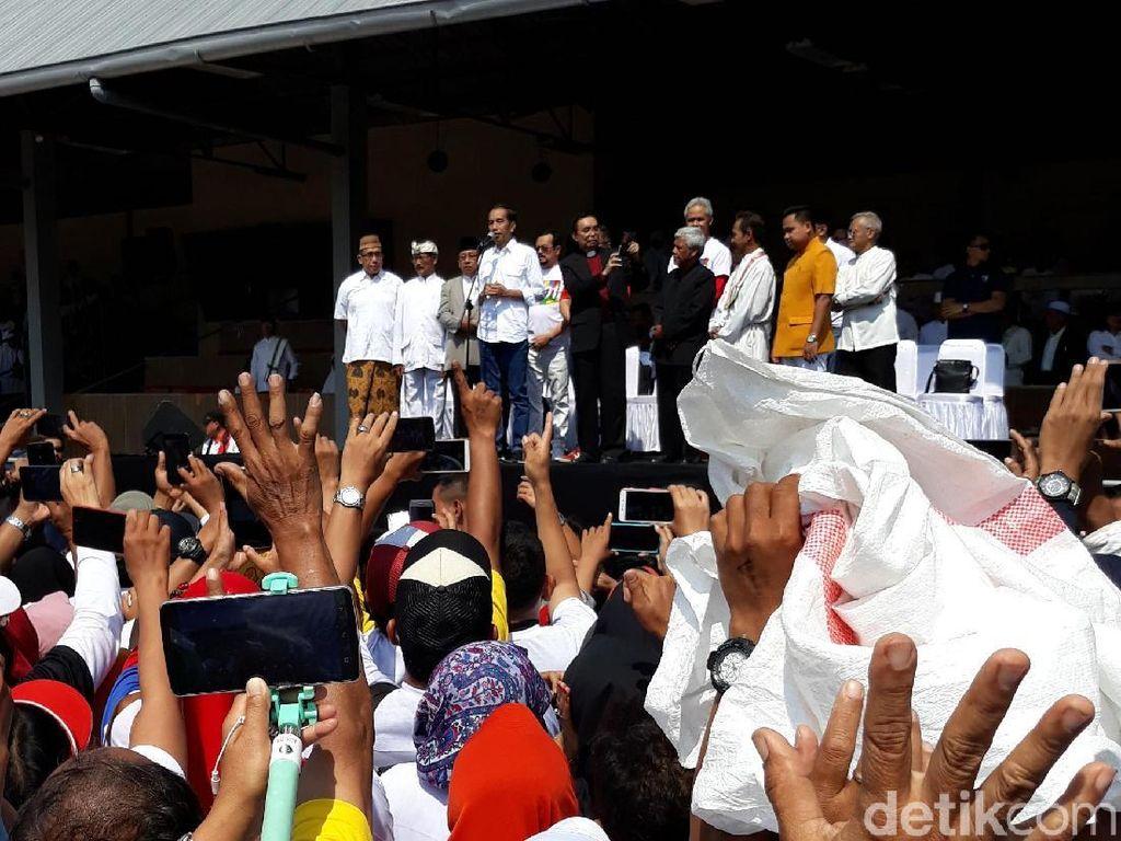 Usai Hadiri Doa Bersama di Solo, Jokowi Akan Terbang ke Palu