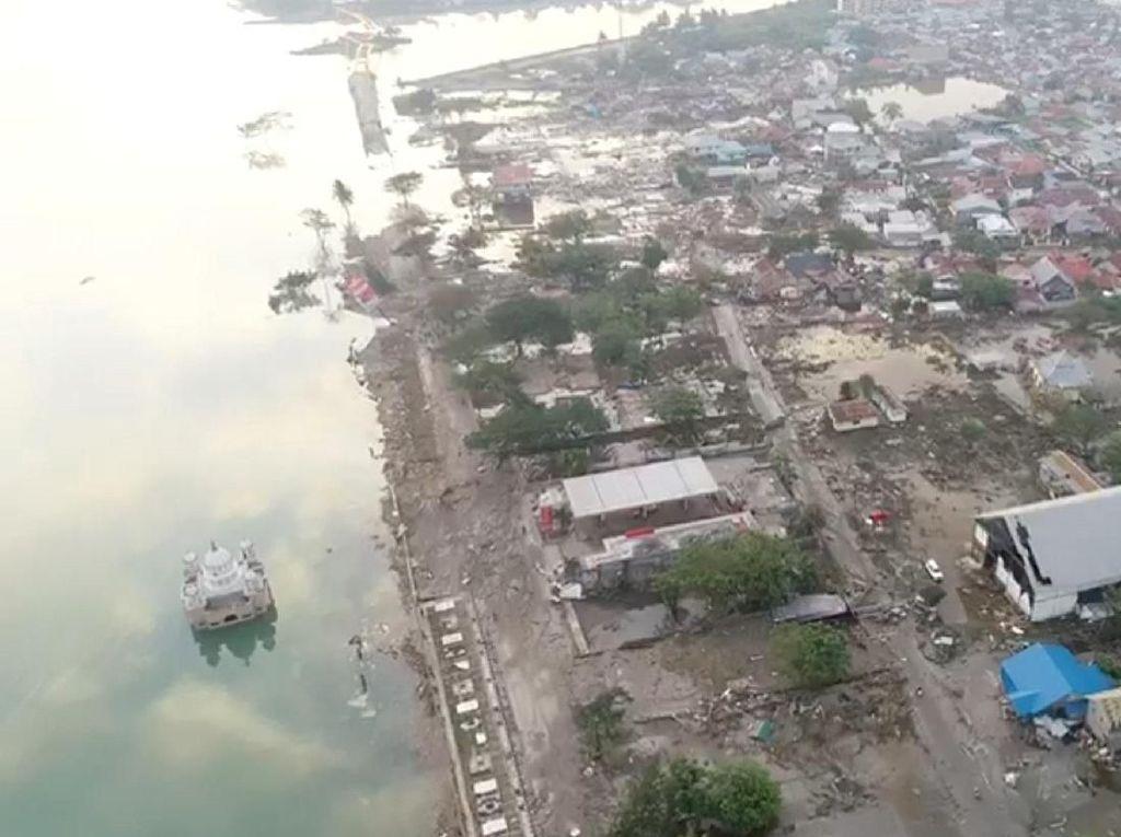 BNPB: 87 Jenazah di RS Bhayangkara Palu Sudah Diidentifikasi