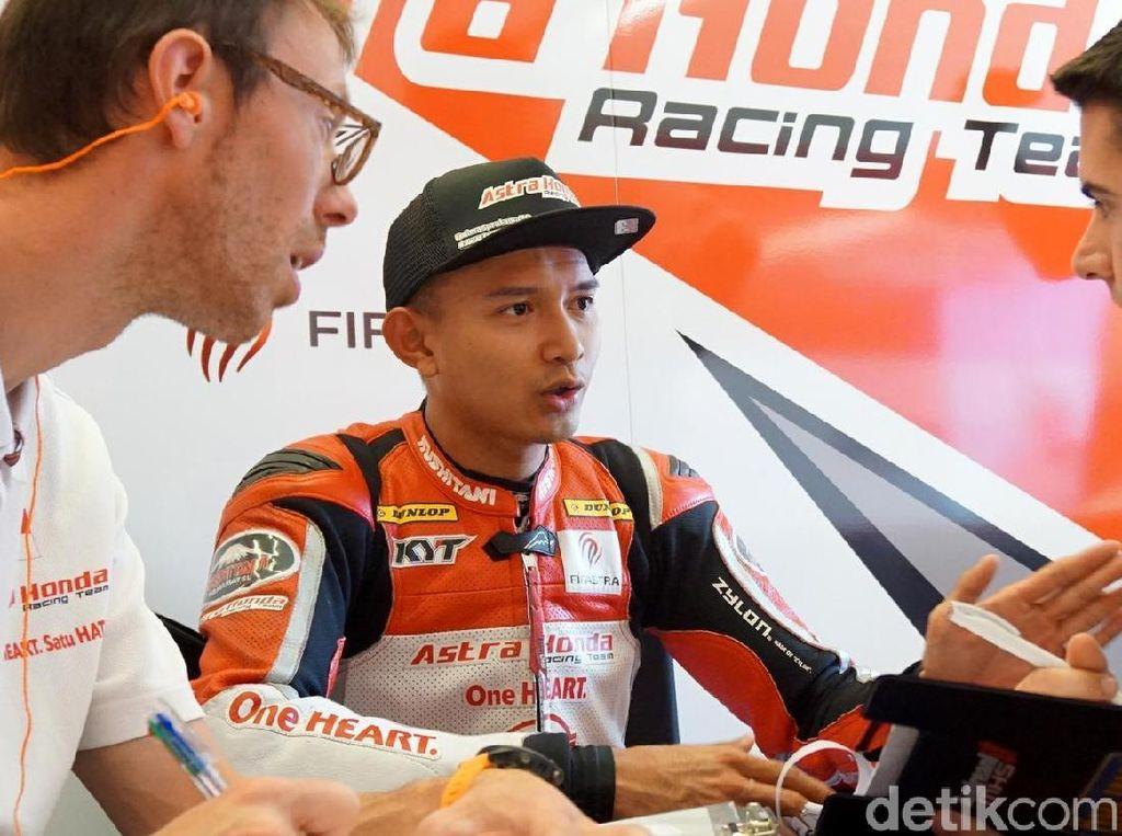Intip Persipan Dimas Ekky dan Gerry Salim di Jerez