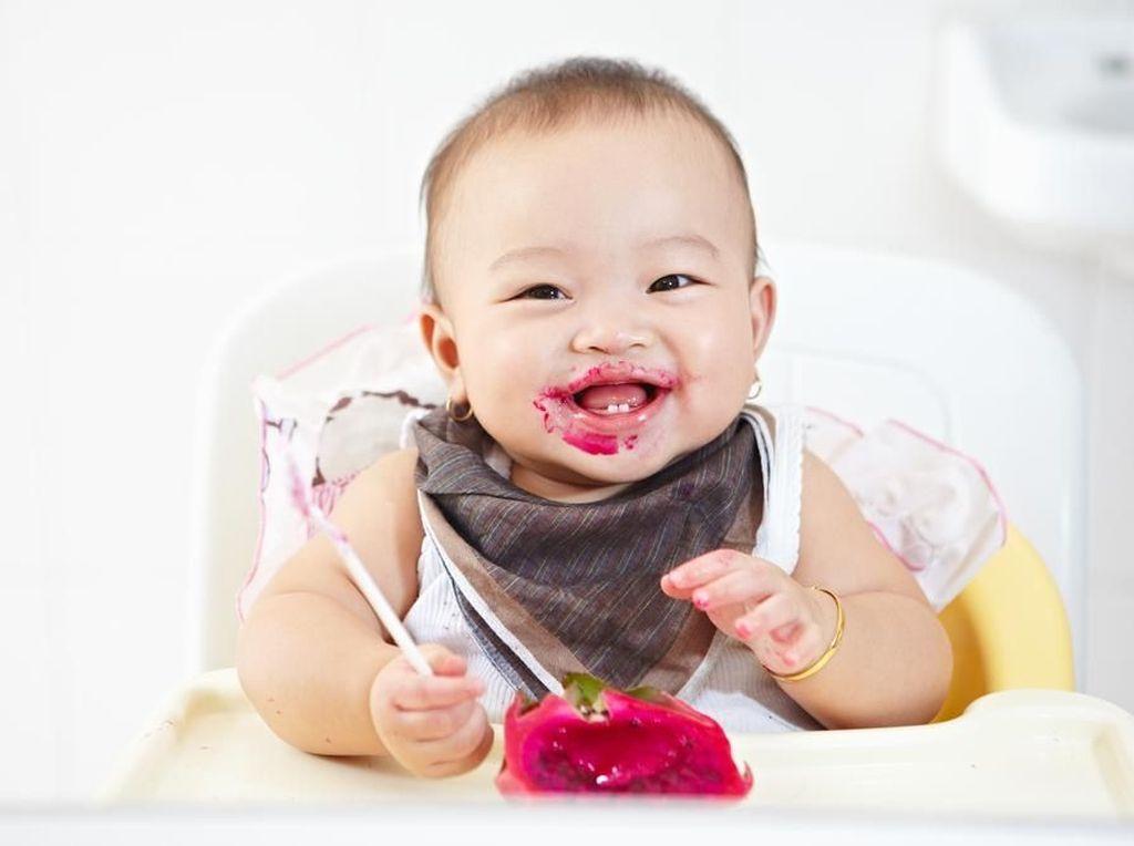 Si Kecil Susah Makan Buah? Coba Bun Lakukan Cara Ini