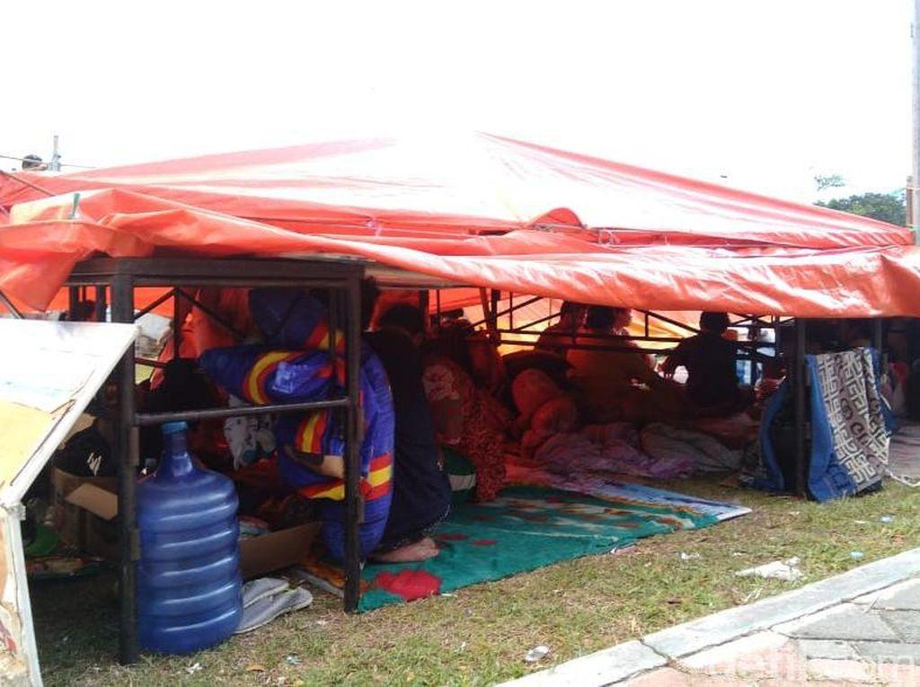 48 Ribu Orang Mengungsi di Palu Pascagempa