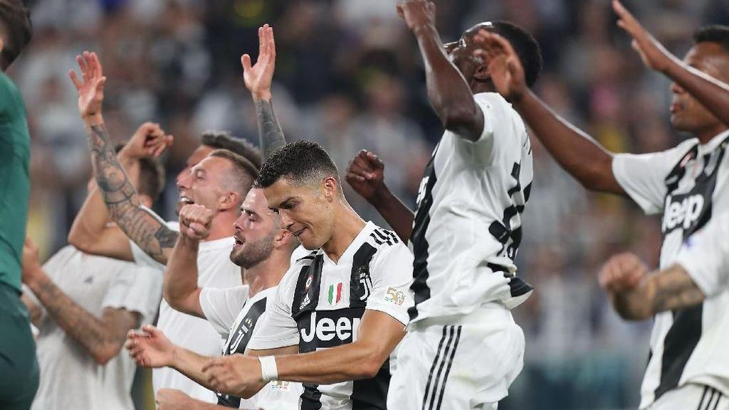 Juventus Masih Perkasa