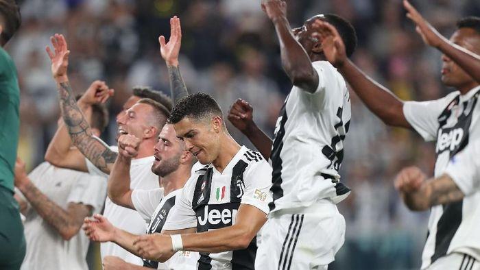 Juventus mengejar rekor start AC Milan (Foto: Gabriele Maltinti/Getty Images)