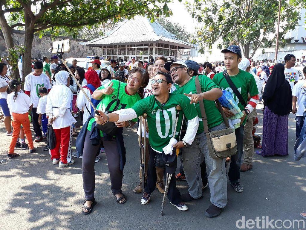 Penjagaan Lokasi Doa Bersama Jokowi di Solo Diperketat