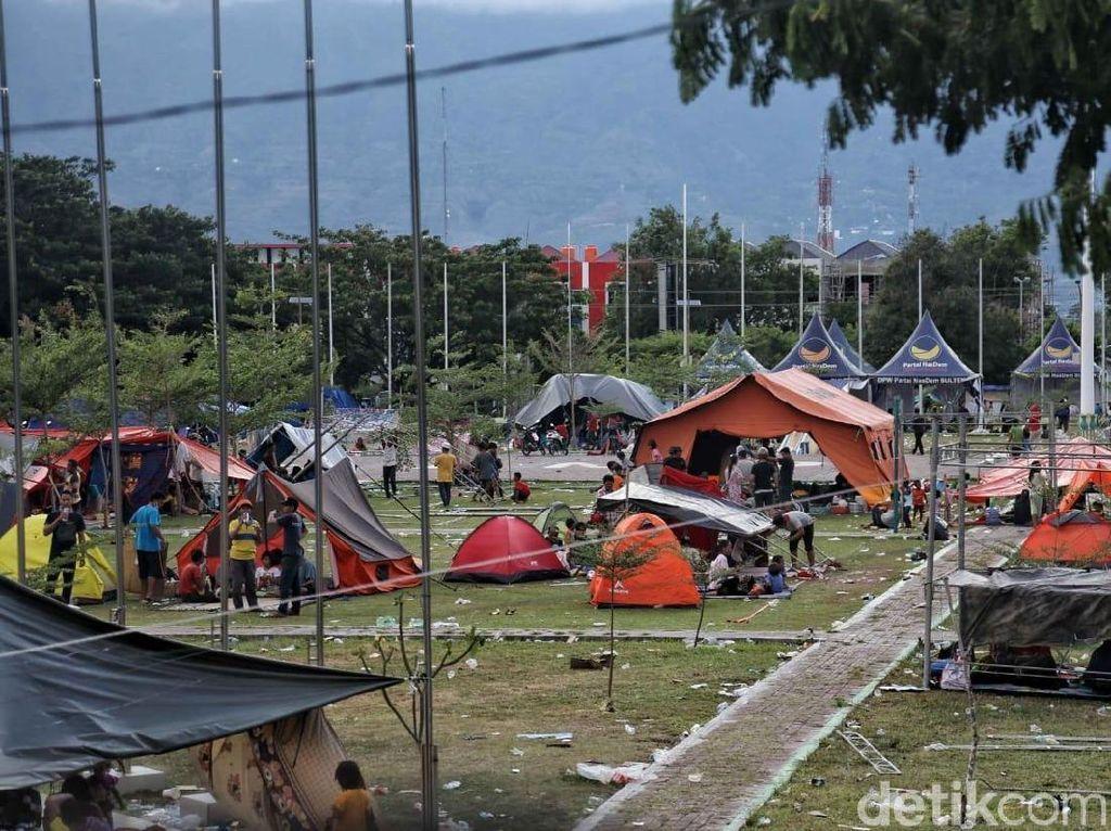 Mendagri Instruksikan Kepala Daerah Bantu Korban Gempa Sulteng