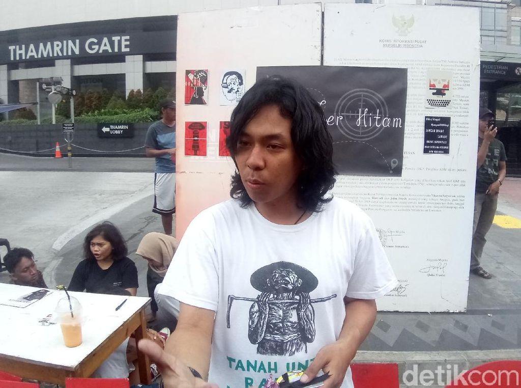 Aksi Peringati G30S/PKI, KontraS Soroti Penuntasan Kasus HAM