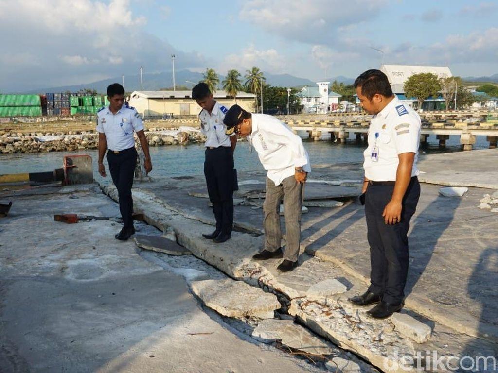 Bandara Penuh, Mengungsi ke Luar Palu Bisa Lewat Laut