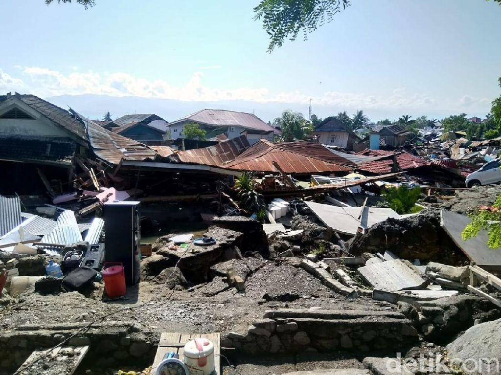 Kisah Pilu Pria di Palu Kehilangan Istri karena Gempa