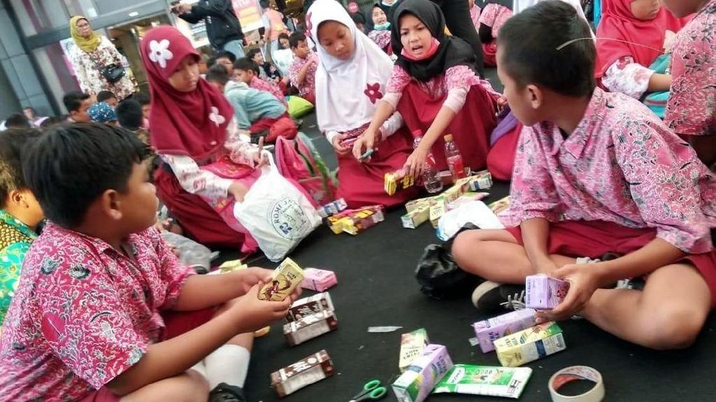 Edukasi Lingkungan untuk Siswa SD