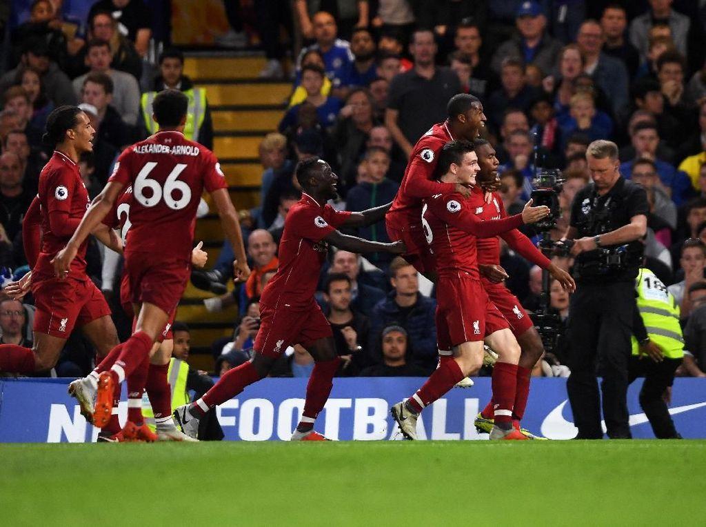 Klopp Terima dengan Senang Hati Satu Poin di Stamford Bridge