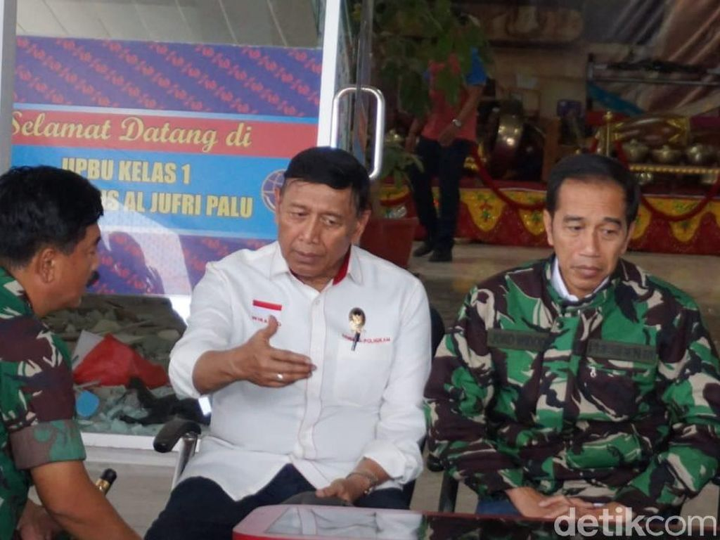 SBY Puji Jokowi soal Gempa Palu, Timses Sindir Fadli yang Suka Asbun