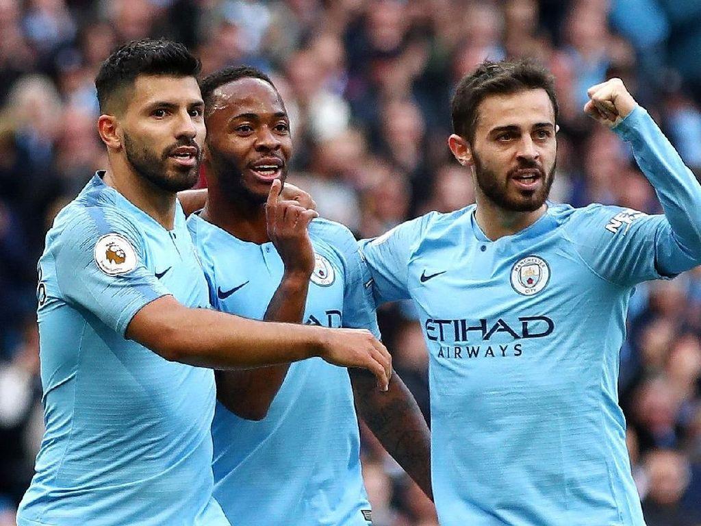 Klopp: City adalah Kekuatan Terbesar Sepakbola Saat Ini