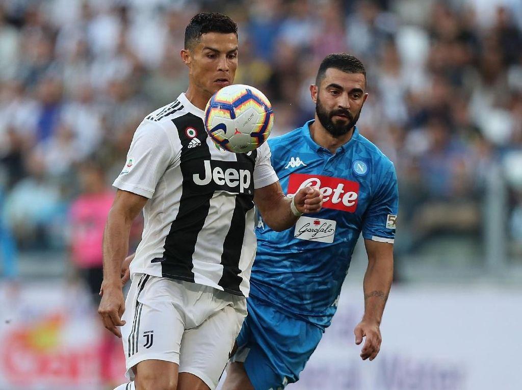 Meski Juventus Kalah di Markas Napoli, Persaingan Scudetto Takkan Dimulai Lagi
