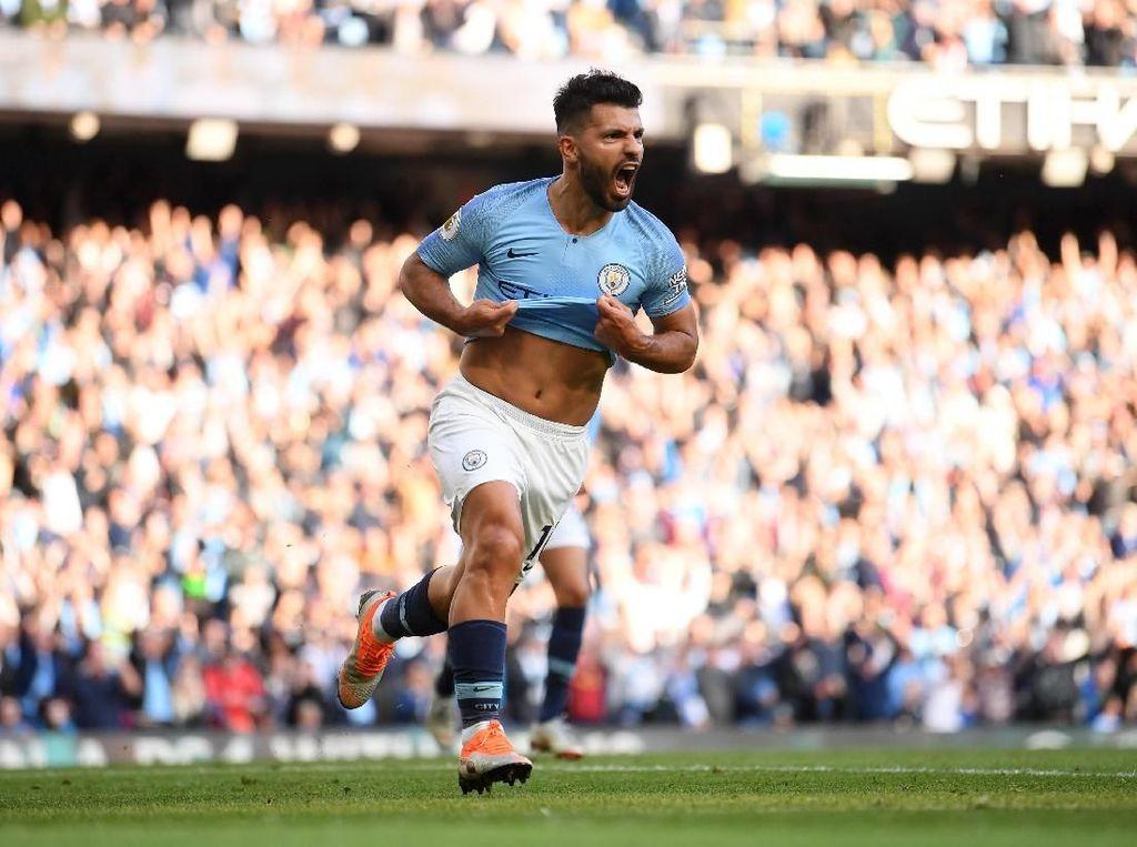 City di Pekan Ketujuh Premier League: 21 Gol dari 10 Pemain Berbeda